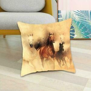 Beautiful Rose Lily Cushion Cover Fresh Lupine Withered Hug Pillow Petals O5U4