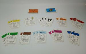 Monopoly Electronic Banking 2011 Replacement Cards Property Chance Community