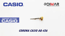 CASIO CORONA/ WATCH CROWN, PARA MODELOS. AQ-426 -GOLD TONE-