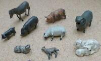 Vintage Britains / Johillco metal Farm Animals