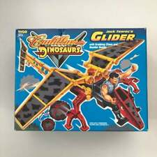 Tyco Cadillacs & Dinosaurs Jack Tenrec's Glider New In Box Vintage Collectible A