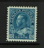 Canada SC# 117, Mint Hinged, Hinge Remnant - S11418