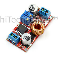 5A DC- DC CC CV Lithium Battery Charging Board LED Drive Power Converter module.