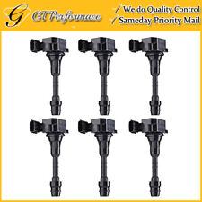 OEM Quality Ignition Coil 6PCS for I35 QX4/ Altima Maxima Murano Quest Xterra V6