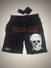 """Philipp Plein Marque Hommes Jogging Shorts """"Jeans"""" Taille XL Noir"""