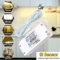 IR Sensor Hand Switch Motion Cabinet Light Switch Wardrobe Home Cupboard  #!