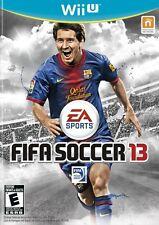 NEW Fifa Soccer 13 Wii U NTSC