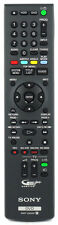 * BRAND NEW * Genuine SONY Remote Control for rdr-hxd770 & rdr-hxd870