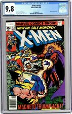 Uncanny X-Men #112 CGC 9.8 1978 3718444019