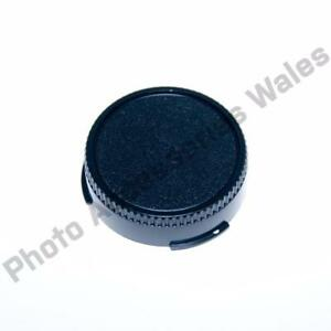 CANON FD FITTING REAR LENS CAP GENERIC UNBRANDED REPLACEMENT FD FIT