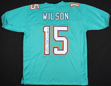 9c8e768cb Albert Wilson Signed Miami Dolphins Teal Jersey (JSA COA) All Pro Wide  Receiver