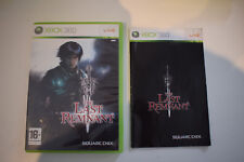the last remnant pal xbox 360 xbox360