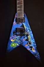 Dean Dave Mustaine V VMNT Rust in Peace Electric Guitar w/Case -Free Shipping