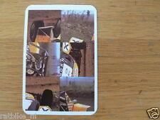 EASY RIDER 01 MINIPUZZLE BUGGY KWARTET KAART, QUARTETT CARD,SPIELKARTE