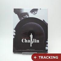 Chaplin .Blu-ray w/ Slipcover / Robert Downey Jr.