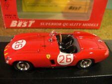 1/43 Best ferrari 750 monza Sebring 1955 #26