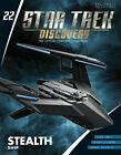*#22 STAR TREK DISCOVERY STARSHIPS COLLECTION STEALTH SHIP ENTERPRISE WARS