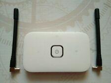 HUAWEI E5573 WIFI WLAN Modem Mobile Hotspot LTE 4G 3G Router Zwei TS9 Antenna