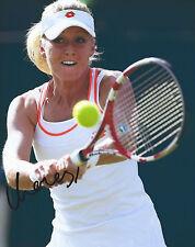 Wimbledon URSZULA RADWANSKA Signed Autographed Tennis Star 8x10 Photo COA!