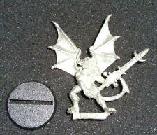 Epic 40k Angron Daemon Prince of Khorne Metal OOP - World Eaters Legion