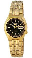 Analoge Seiko Armbanduhren aus Edelstahl