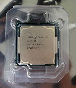 NEW Intel Core i7-7700 Kaby Lake CPU 3.60GHz 8.0GT/s 8MB SR338 Socket LGA 1151