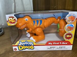 NIB 2021 Nikok My First T-Rex Junior Dinosaur Remote Control RC Toy 3+