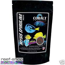 Cobalt Aquatics Mysis Spirulina Pellets 10 oz. Fish Food Granules FREE USA SHIP!