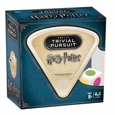 TRIVIAL PURSUIT - WORLD OF HARRY POTTER! A NEW TWIST ON THE CLASSIC GAME!