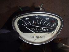 Gemini SST 197? mini 80 speedometer