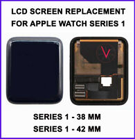 LCD Replacement w/ touch screen digitizer for Apple Watch Series 1 - 38 & 42 MM