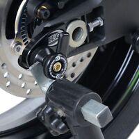 Kawasaki ZX10-R R&G Racing Offset Cotton Reels / Paddock Stand Bobbins
