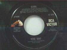 "PETER NERO ""ELVIRA / A HEART WITHOUT LOVE"" 45 NEAR MINT"