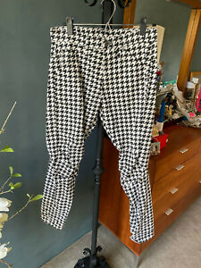 G-Star Jeans '5622 3D TAPERED' Pharrell Williams X25 Houndstooth W28 L30