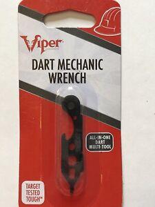 Viper Dart Mechanic Wrench - Black