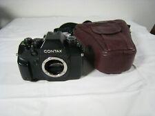 Contax AX - analoge Autofokus Spiegelreflexkamera - AF mit non-AF Objektiven