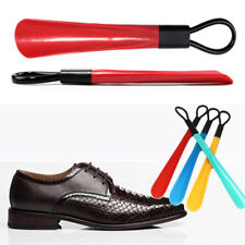 New PRO Plastic Long Handle Shoehorn Durable Shoe Horn Lifter Spoon 28cm8X6