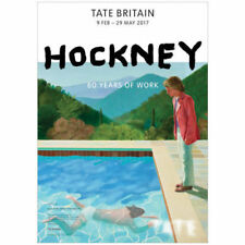 David Hockney Art Posters