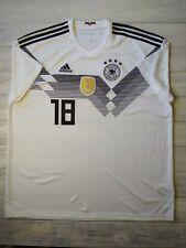Germany soccer jersey Xl 2019 home shirt B7843 football Adidas