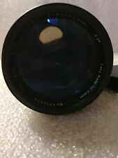 Soligor C/D 1:3.5 f = 80~200mm No. 7712365 Made In Japan Canon FL mount