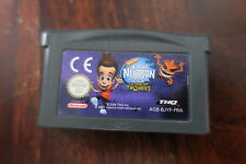 JIMMY NEUTRON  L'ATTAQUE DES TWONKIES            -----   pour GAME BOY ADVANCE