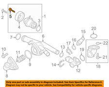Water Pump For 11-18 VW Porsche Touareg Cayenne 3.6L V6 M55.02 Naturally QF77X4