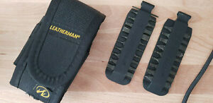 Leatherman Skeletool Pouch and Screw Driver Bits (NO TOOL INCLUDED)