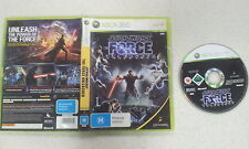 Star Wars The Force Unleashed Xbox 360 Game PAL