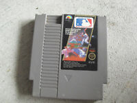 Nintendo Entertainment System NES 1987 MLB Baseball Game Cartridge