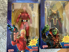 NECA Defenders Of The Earth - FLASH GORDON + MING - Action Figures - In Stock