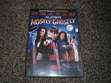 R.L. Stine's Mostly Ghostly DVD Region 1 WS NEW!! Free Shipping!!
