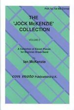 Jock Mckenzie Collection Volume 2, Brass Band, Part 1A, Bb Cornet Jock Mckenzie