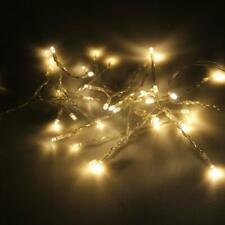 9m Warm White Fairy Lights Battery Powered String Lights with 80 LEDs Decor