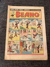 More details for beano comic - #586 - 10 october 1953 - 1st appearance of little plum